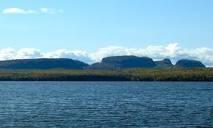 The Sleeping Giant Peninsula