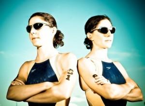 Wassner twins - cover Triathlete magazine 2012