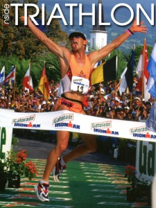 GREG WELCH WINNIG IRONMAN WORLD CHAMPIONSHIPS