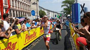 JAN FRODENO TODAY AT IRONMAN FRANKFURT