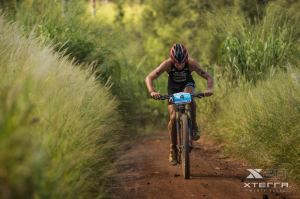 UP AND UP AT XTERRA 2015 ( PERSON SHOWN IS NOT NEIL). CLICK TO ENLARGE
