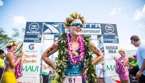 Flora Duffy wins XTerra