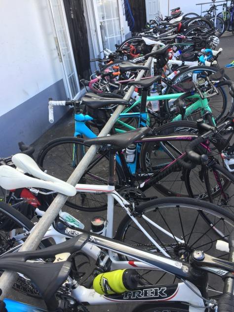 2018 camp bike line up