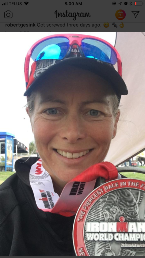 Louise Wells Ironman 70.3 worlds 2018.PNG